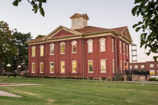 Cherokee National Capitol