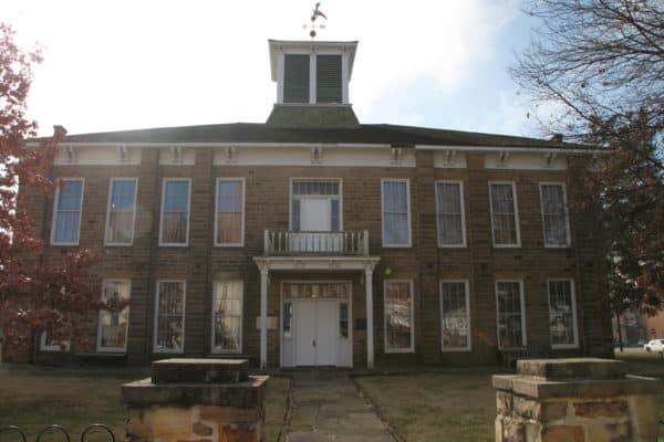 Muscogee (Creek) Council House