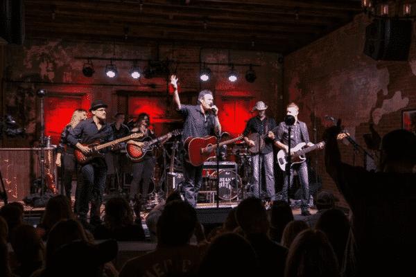 Blake Shelton Concert at Ole Red