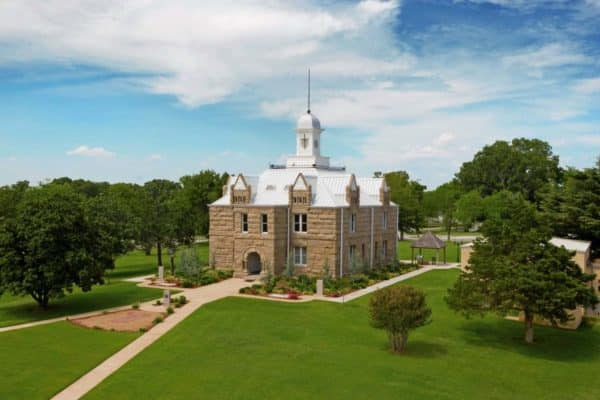 Chickasaw National Capitol